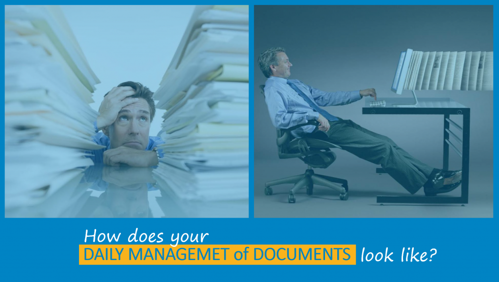 Daily Management of Documents