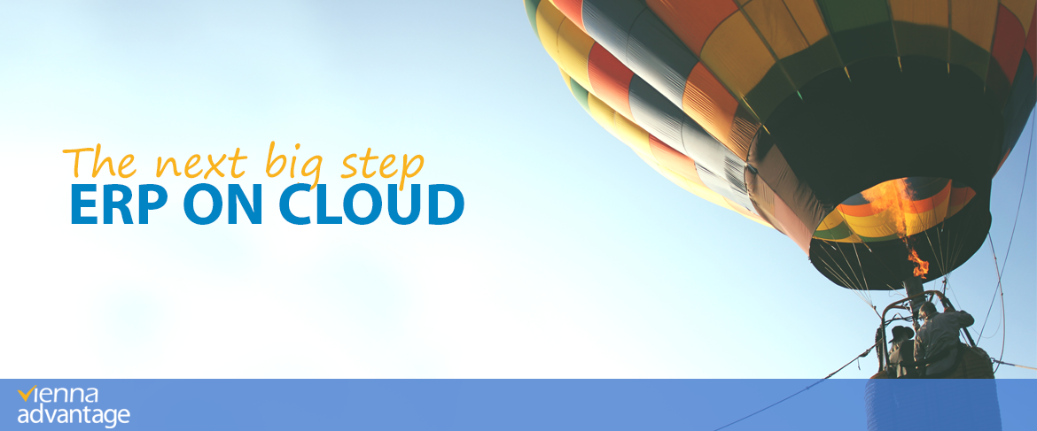 Is ERP on cloud the next step for your business