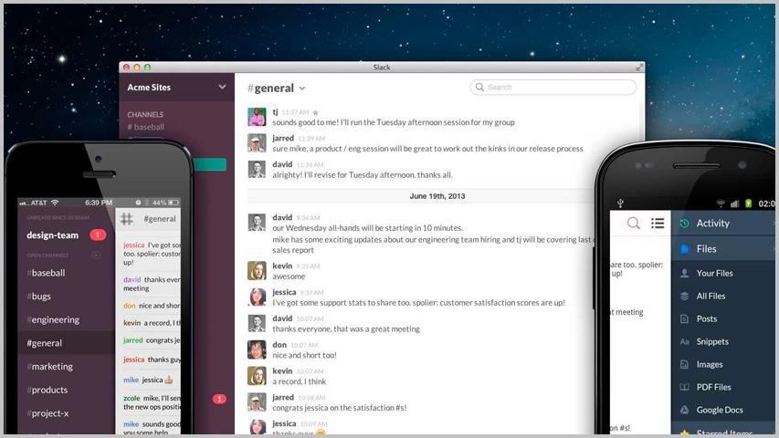 Slack-Employee-Productivity-Tool