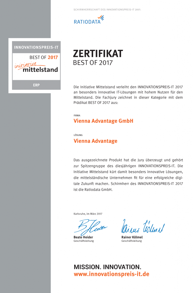 VIENNA-Advantage-Initiative-Mittelstand-Award-2017
