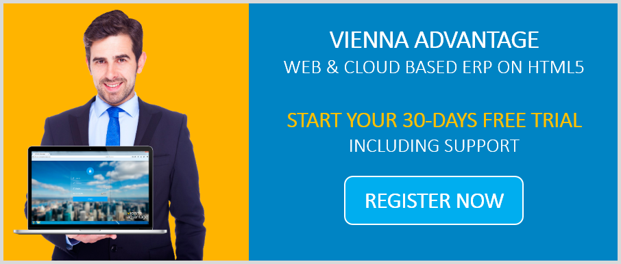 VIENNA Advnatage Register_open source ERP