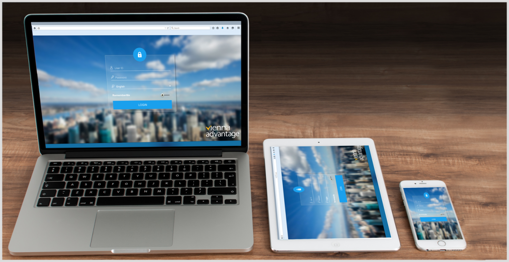 Vienna Advantage ERP on Cloud - Multi-Devices