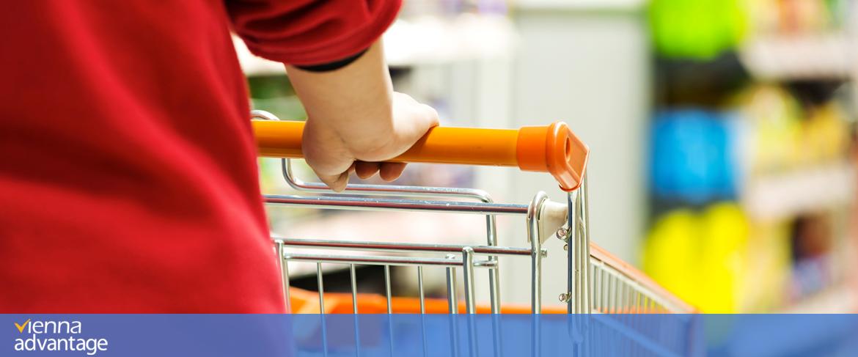 VIENNA Advantage ERP CRM Retail header
